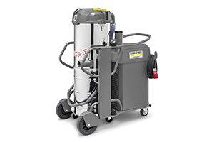 Industrial Vacuuming / Dedusting Solutions